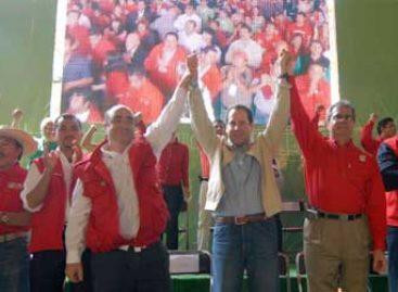 Eruviel Ávila virtual gobernador electo del Edomex; abstencionismo superior al 57 por ciento