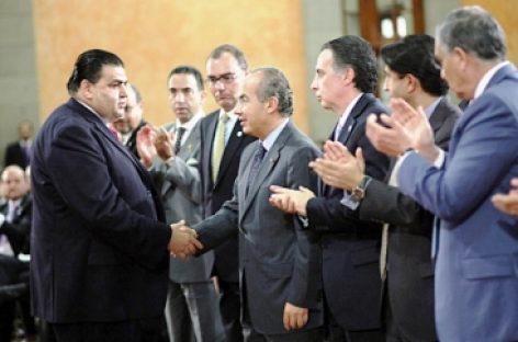 Eliminación total del pago de la tenencia vehicular en 2012, anuncia Calderón