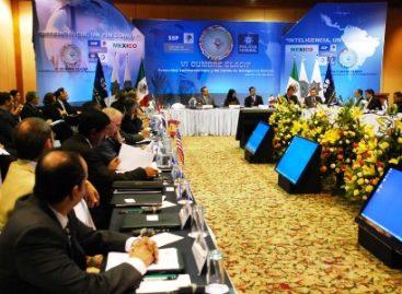 Articulan estrategias 26 países, en el combate al crimen organizado