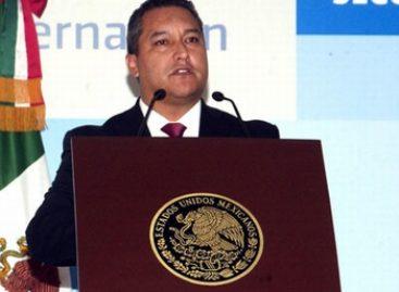En México con Felipe Calderón fortalecido los organismos y el respeto a los derechos humanos: Blake Mora