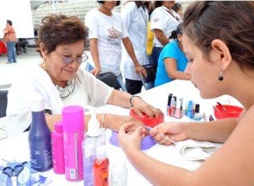 Realizan Primera Jornada de Atención a Personas Adultas Mayores en Oaxaca de Juárez