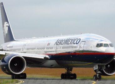 Realiza México su primer vuelo transoceánico comercial con biocombustible