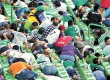 """Investiga SEDENA hechos ocurridos en el estadio """"Santos Modelo"""" de Torreón"""