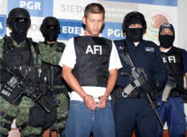 """Detienen a """"El Mudo"""", operador de Beltrán Leyva"""