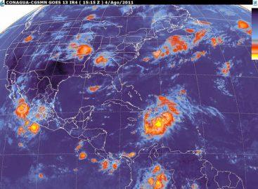 Permanece zona de inestabilidad al sur de Guerrero y probabilidades de nuevo huracán