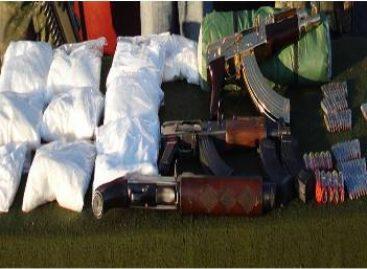 Aseguran 10 kilogramos de cristal en Lagos de Moreno, Jalisco; un detenido