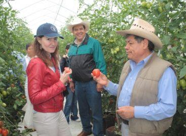 Conocen funcionarios de FAO resultados en materia de seguridad alimentaria en Oaxaca