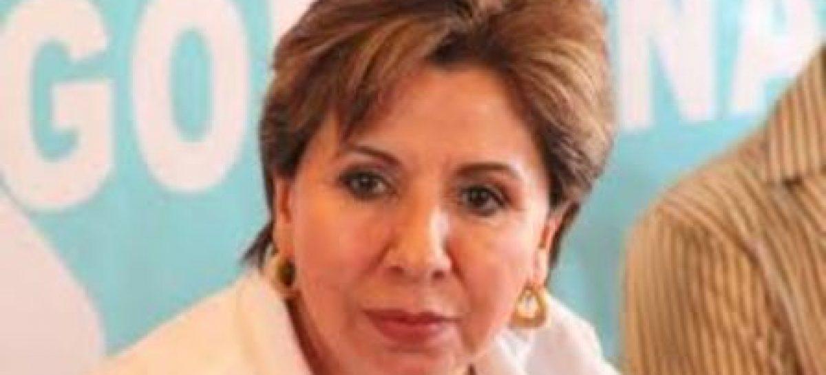 Renuncia Irma Pineyro Arias a la Secretaría General de Gobierno