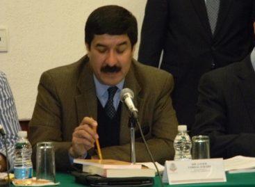 """""""El debate sobre seguridad nacional, apenas comienza"""", aclara Javier Corral"""