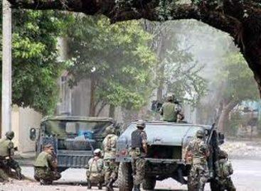 Ocho muertos al repeler personal militar agresión armada en Tacámbaro, Michoacán