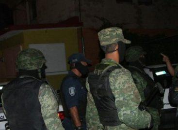 Libera personal militar a dos personas secuestradas y detiene a dos de sus captores en Morelos