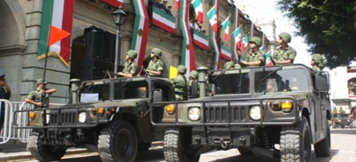 Diez municipios sin festejos patrios; en otros 13 pondrán especial atención, en Oaxaca