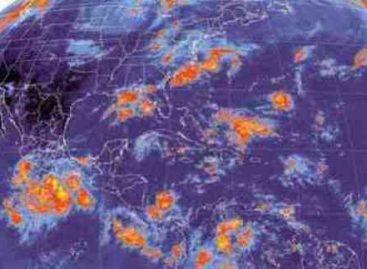 """Provoca """"Hilary"""" lluvias de moderadas a fuertes en Chiapas, Oaxaca y Guerrero"""