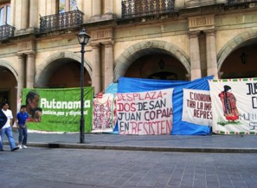 Reitera gobierno de Gabino Cué respeto a medidas cautelares de la CIDH a favor de triquis: Jesús Martínez Álvarez