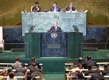 Doble discurso de Calderón en la ONU: Greenpeace