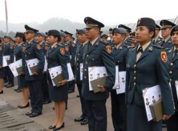 Se gradúan 301 cadetes del Heroico Colegio Militar; diez son mujeres