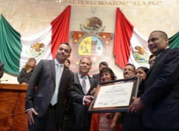 Conmemora legislatura de Oaxaca,30 años del INEA