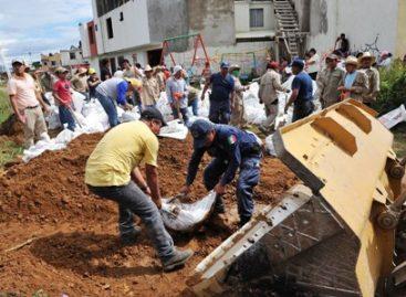 Atiende Protección Civil Municipal de Oaxaca 65 reportes  de auxilio
