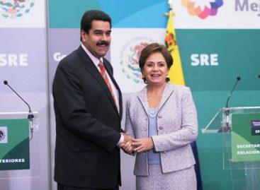 México y Venezuela establecerán comité de asuntos energéticos: SRE