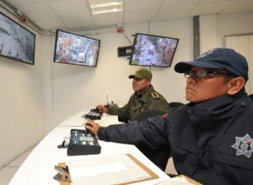 Apuestan a la tecnología para garantizar seguridad pública en la capital oaxaqueña