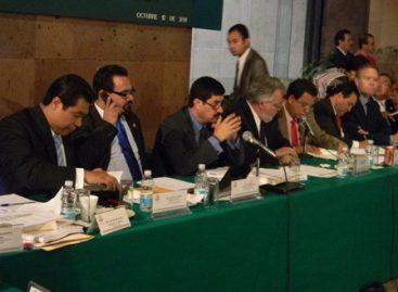 Presenta diputado Javier Corral cuatro reservas al proyecto de dictamen de reforma política
