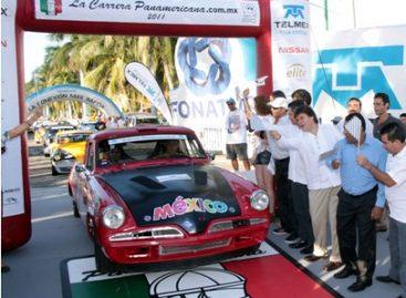 Sin incidentes la 24 edición de la Carrera Panamericana 2011, en Oaxaca