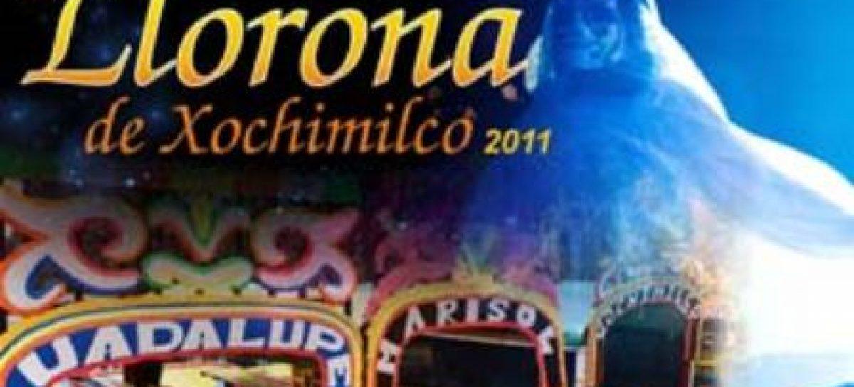 Regresa La Llorona a Xochimilco, la obra será en Cuemanco
