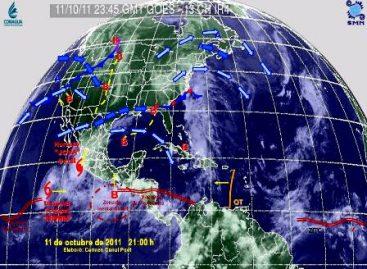 Tocará tierra el ciclón Jova en Jalisco, entre la una y las dos horas de este miércoles: SMN