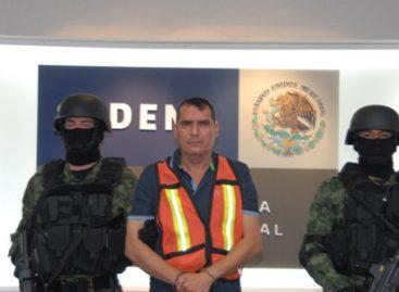 """Detiene Ejército Mexicano a Noel Salgueiro Nevarez (a) """"El Flaco Salgueiro"""", fundador y líder de """"Gente Nueva"""""""