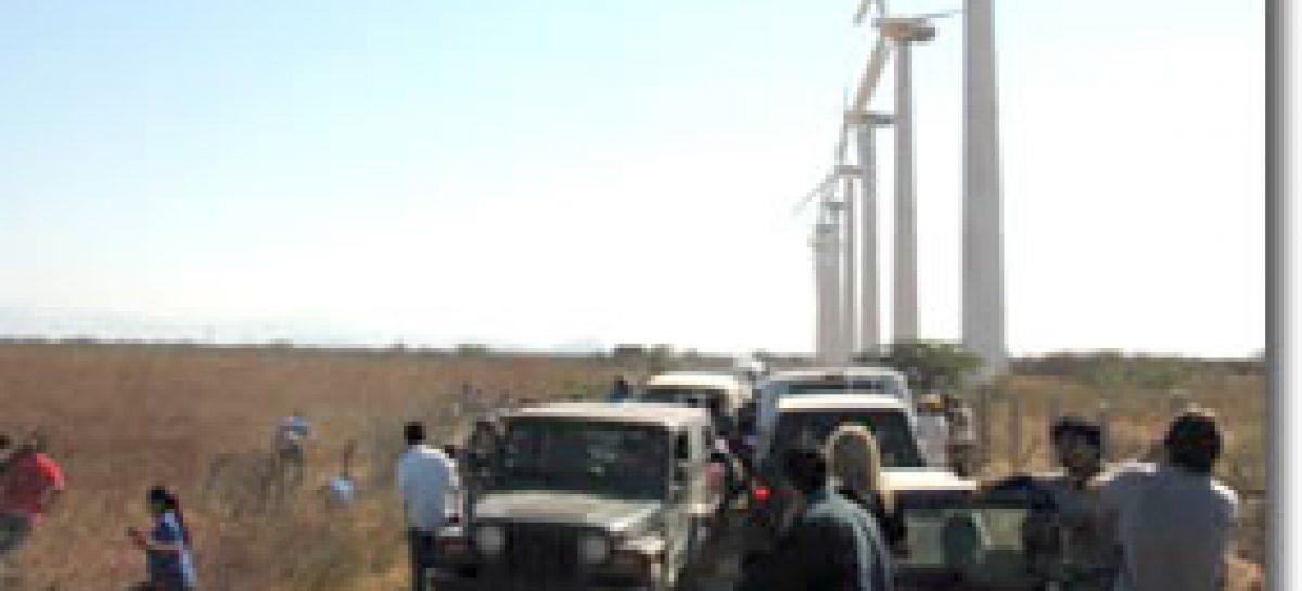 Despojo y violencia en el Istmo provoca industria eólica: UCIZONI