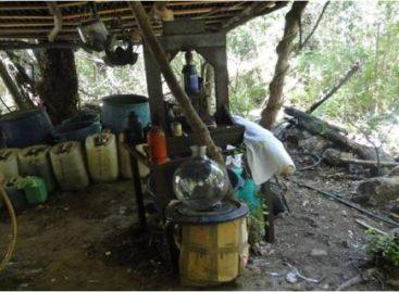 Aseguran laboratorio clandestino para la elaboración de droga sintética en Culiacán, Sinaloa