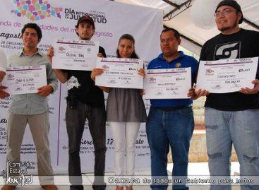 "Invita Cejuve a participar en el programa ""Emprendedores Juveniles 2011"""