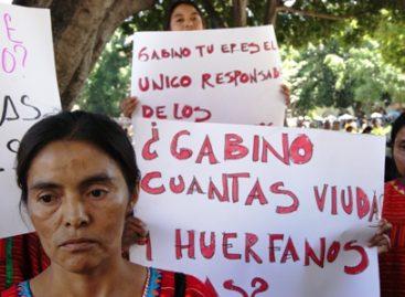 Libres triquis detenidos en Oaxaca, mediante aparo federal y protestas