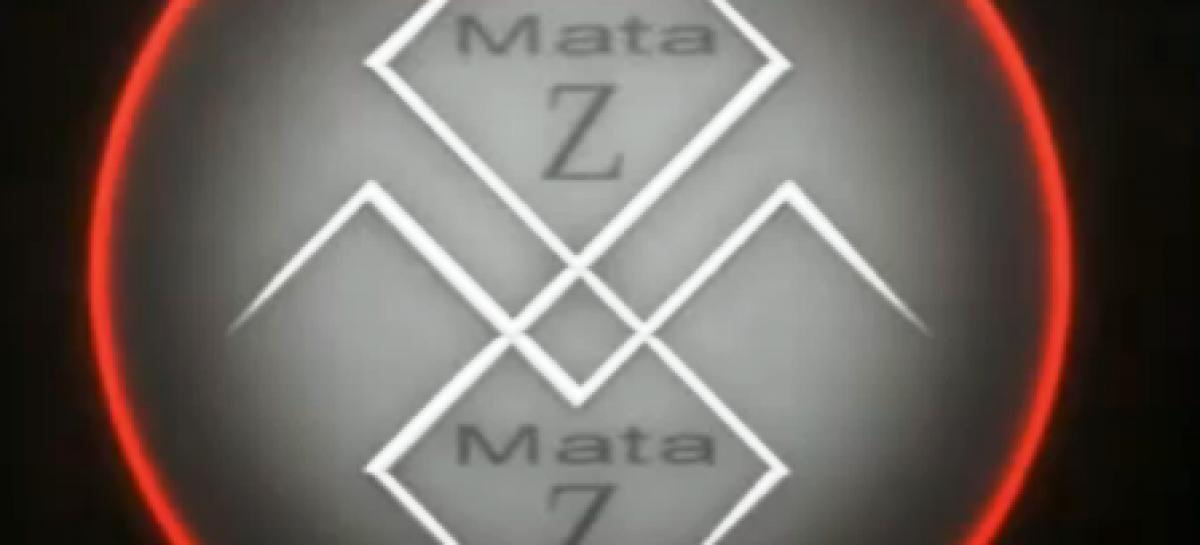 Suásticas invertidas y sobrepuestas símbolo de los Mata Zetas