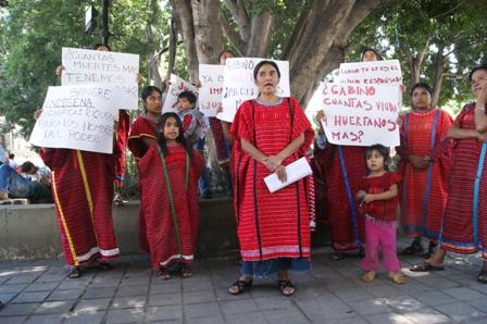 Multi denuncian asesinatos de 3 agosto 6