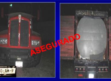 Ordeña de más de 100 mil litros de combustible en Guanajuato, detenidos:PF