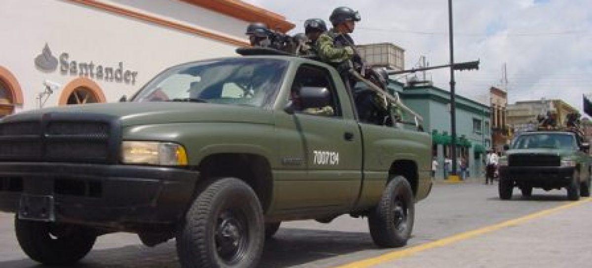 """Detiene Ejército a operador de """"Los Zetas"""" en los estados de Coahuila, Nuevo León y Tamaulipas"""