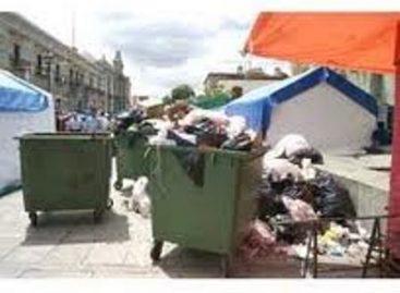 Restablecerá Ayuntamiento capitalino servicio de recolección de basura