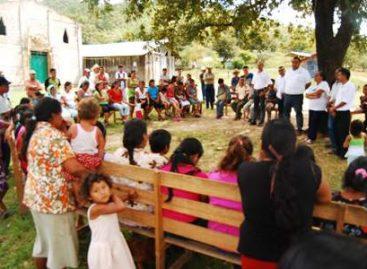 Evalúan servicios de Brigadas Bienestar en los Chimalapas