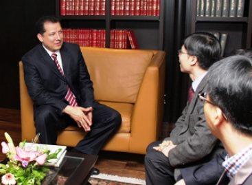 Reunión de ombudsman´s de México y Corea