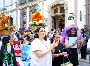 Amadrina el DIF Municipal homenaje a José Guadalupe Posada