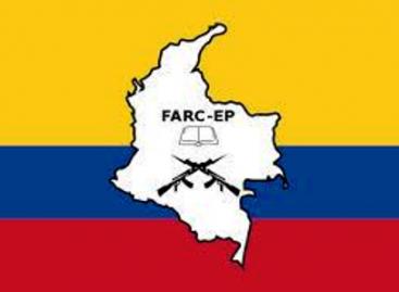 FARC sentencia que la paz no nace de la desmovilización