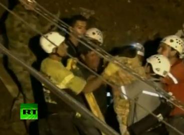 Se eleva a 39 los muertos por deslizamiento de tierra, al Oeste de Colombia
