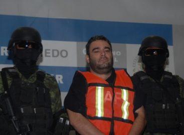 """Presentan a narcotraficante Juan Francisco Sillas Rocha (a) """"El Sillas"""" o """"El Rueda"""""""