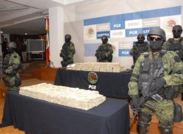 Aseguran más de 15 millones de dólares en Tijuana; segundo decomiso más importante en la presente administración