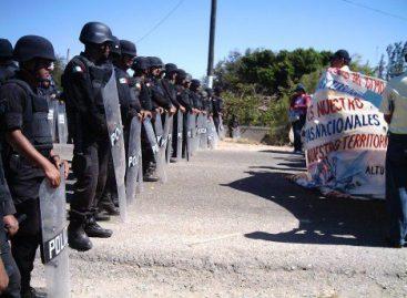 Solidaridad con pueblos del Istmo, que luchan contra trasnacionales eólicas