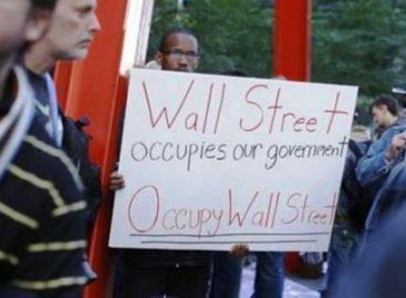 Documento revela plan de bancos para atacar movimiento Ocupa Wall Street (OWP)