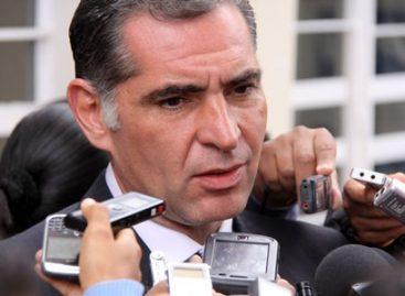 Confirma Cué Monteagudo renuncias de Benjamín Robles y de Pedro Silva; buscarán cargos de elección popular