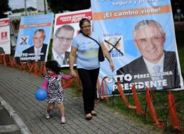 Va segunda vuelta en Guatemala para elegir presidente