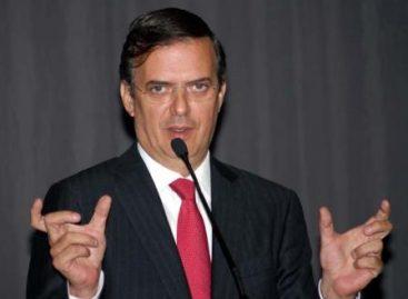Llegó el momento de abrir a México un horizonte progresista: Ebrard Casaubón